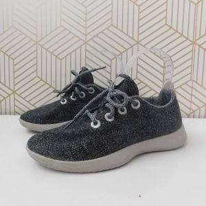 Womens Grey Allbirds 7 EUC